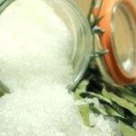 Применение соли на огороде
