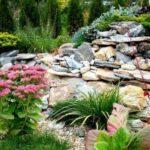 Устройство альпийской горки в саду